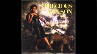 PRECIOUS WILSON - new moon in the summer 86