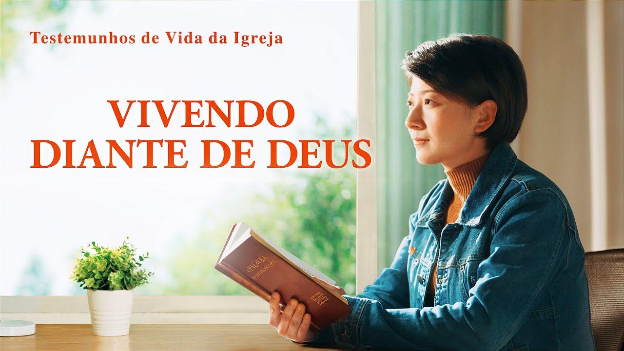 """Testemunho evangélico 2020 """"Vivendo diante de Deus"""" A história real dos cristão"""