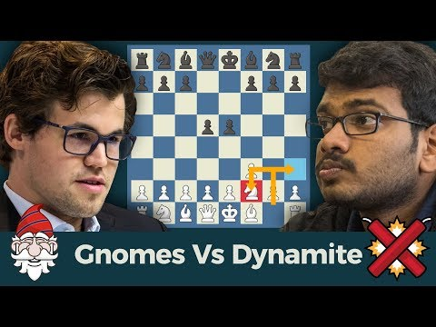 2018 PRO Chess League: Round 8   Eastern Division With Innovating Magnus Carlsen