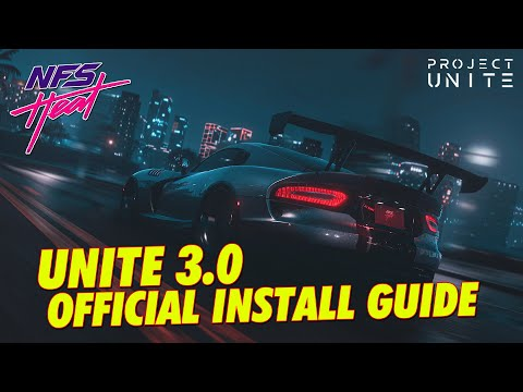 NEED FOR SPEED HEAT UNITE 3.0 INSTALL GUIDE ( works on 2.2 as well )