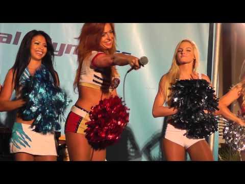 Pro Bowl 2013 block party; Part 2- rest of the party