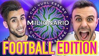 ⚽❓ CHI VUOL ESSERE MILIONARIO sul CALCIO vs FIUS GAMER! QUIZ sul CALCIO!