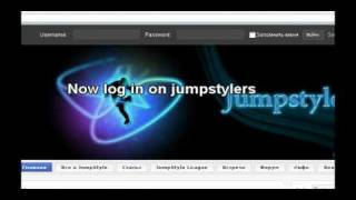 How to register on International Jumpstyle league |Jumpstylers.ru|