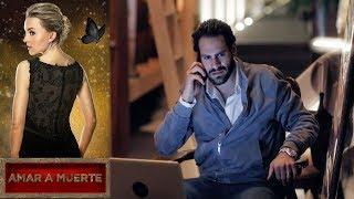 Resumen: El Alacrán manda matar a Mateo |Amar a muerte Televisa