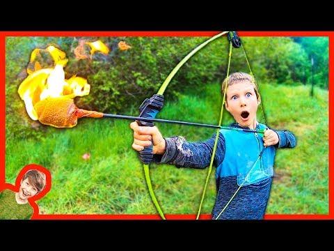 Axel Shoots A