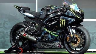 Exhaust Sound Yamaha R6 2 Toce Akrapovic Yoshimura GP