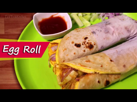 Egg Roll Recipe | Ramzan special Recipe | Easy and Tasty Egg Roll | Indian Recipe | Tasty