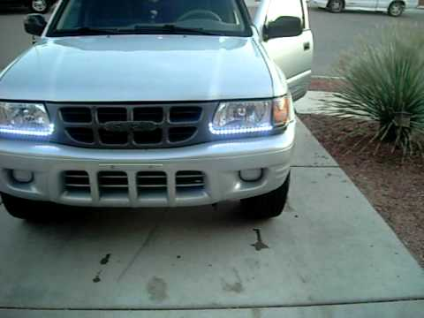 Isuzu Rodeo Hid And Leds