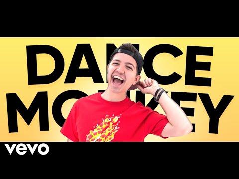 Preston Sings Dance Monkey