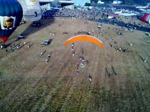 14th Balloon Festival - Clark Air Base - Luzon Philippines (Paramotoring)
