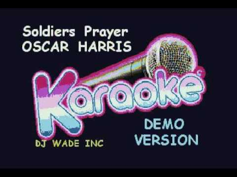 DJ 088, OSCAR HARRIS   SOLDIERS PRAYER DEMO (lyrics)