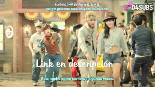 B1A4 - Baby Good Night MV [Español - Romanización - Hangul]