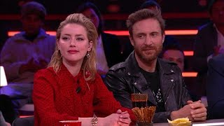 Waarom vecht Amber Heard voor andere vrouwen? - RTL LATE NIGHT MET TWAN HUYS
