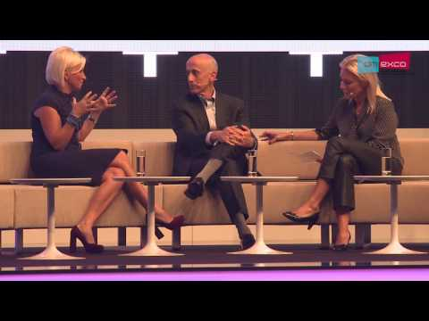 dmexco:strategy // The Leader's Talk - Connections that Count
