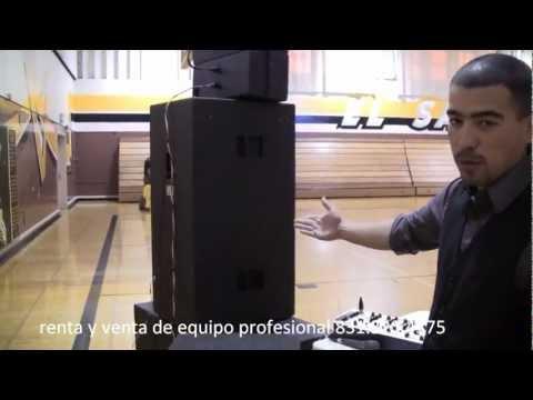 mostrando equipo de sonido en venta  2012