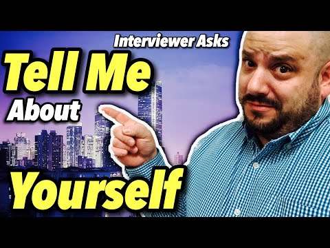 Tell Me About Yourself - Tough Interview Questions and Answers