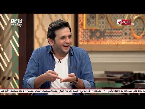 قهوة أشرف - مصطفى خاطر يحكي موقف كوميدي تعرض له بعد تثبيته في الشارع من حرامي
