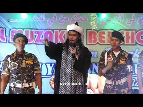 Semangat Mars Banser Bersama Gus Ali Gondrong Mafia Sholawat Jepara Al Muzakki Bersholawat