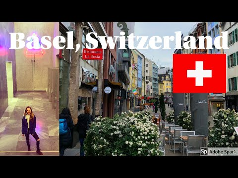 BASEL, SWITZERLAND | Study Abroad Series: Episode 26