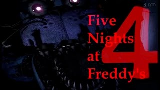 [RUS Sub / 60FPS] Пять Ночей у Фредди 4 - Трейлер / Five Nights at Freddy's 4 - Official Trailer