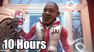 Sprite Cranberry TV commercial for 10 hours