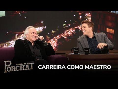 João Carlos Martins Fala Sobre Carreira Como Maestro