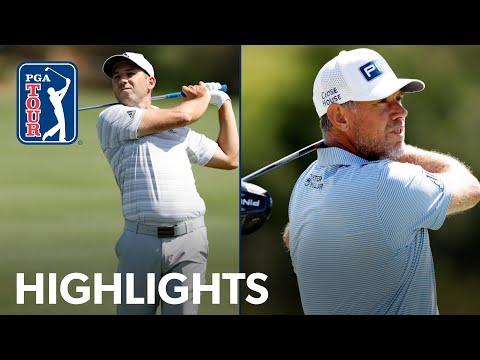 Highlights | Sergio Garcia vs. Lee Westwood | WGC-Dell Match Play | 2021