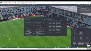 06 football manager 2016 german start in wrzburg