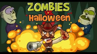 Zombies VS Halloween Full Gameplay Walkthrough