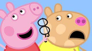 Peppa Pig Português Brasil | Surpresa! | HD | Desenhos Animados