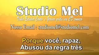 C2311 - Playback - Regra Três - Vinícius de Moraes