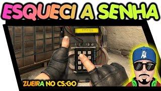 🔴 CS:GO - O PERGUNTÃO - ESQUECI A SENHA DA C4 🔴