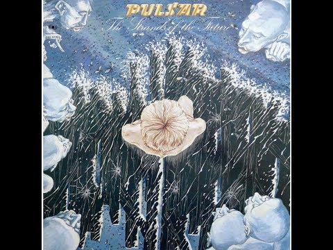 Pulsar - The Strands Of Future 1976 FULL VINYL ALBUM (progressive)