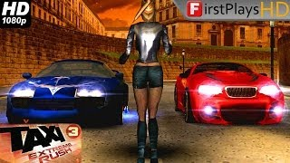 Taxi 3: Extreme Rush - PC Gameplay 1080P