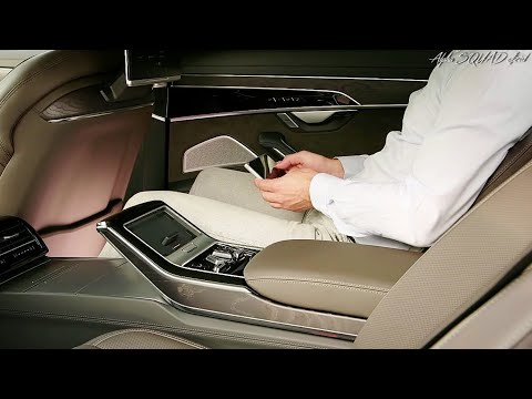 2020 Audi A8 Interior Youtube