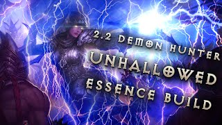 Best 2.2 Demon Hunter Build & Gear: Lightning Unhallowed Essence - Diablo 3 Reaper of Souls Guide