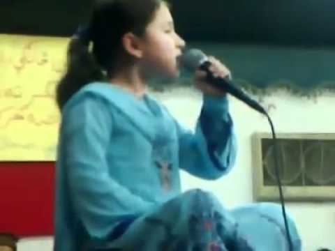 pashto sad  song by small pashtoon girl.mp4