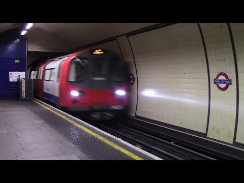 London Underground Jubilee Line Swiss Cottage ⇒ Stanmore