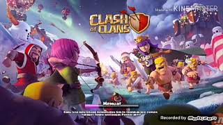 CLASH OF CLANS!!! ATTACK MAKE BARBARIAN