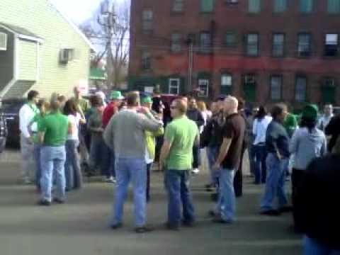 WGNA St. Patty's Day in Glens Falls