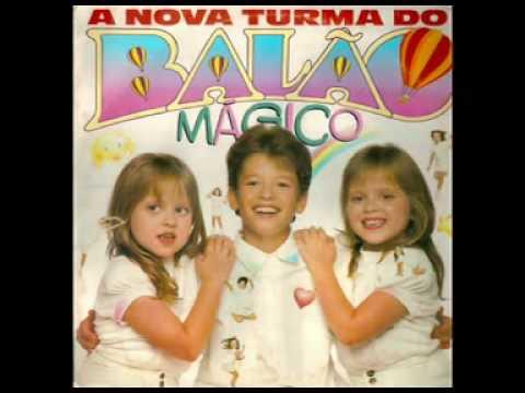 A NOVA TURMA DO BALAO MAGICO- BALAO CRIANCA