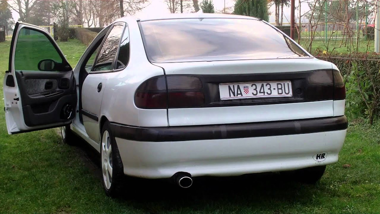 renault laguna 1 8 rt sound youtube. Black Bedroom Furniture Sets. Home Design Ideas