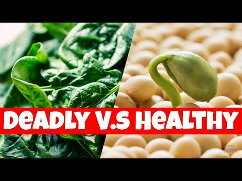 """TOO MUCH of a """"Good Thing""""? Consuming Too Much of These 6 [Healthy Foods] Can Be Deadly"""