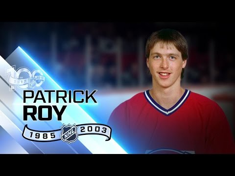 Patrick Roy won Stanley Cup four times, three Vezinas