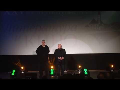 "Кинофестиваль ""ЛИТЕРАТУРА и КИНО"" -XXV- председатели жюри! 4.04.2019 г."