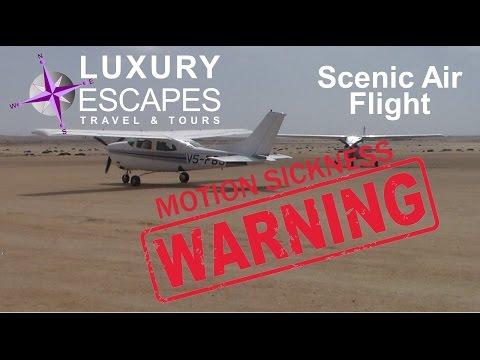 Scenic Air Flight Swakopmund Namibia