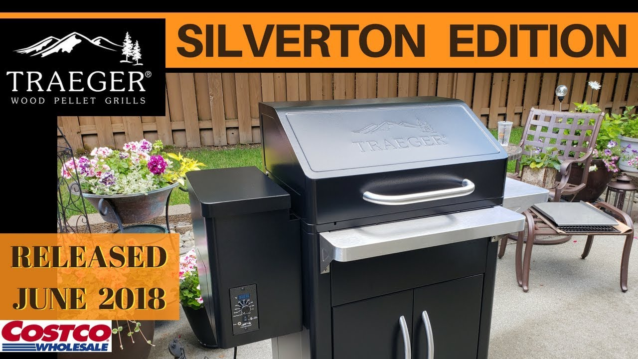 New 2018 Traeger Silverton Special Edition Released