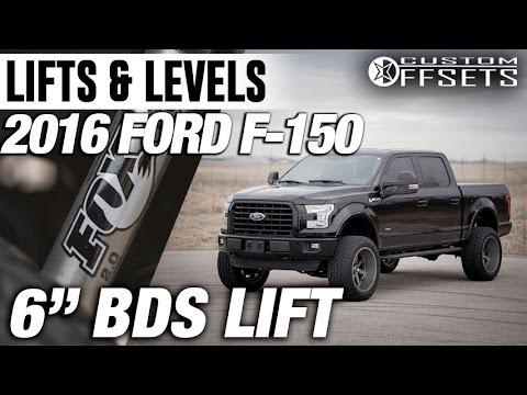 Lifts & Levels: 2016 Ford F-150, 6