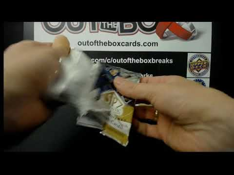 Out Of The Box Group Break #7723 18-19 SP AUTHENTIC HALF CASE TEAM BUY
