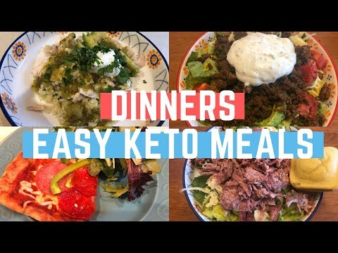 this-week's-dinners-|-easy-keto-meals-|-journey-to-healthy